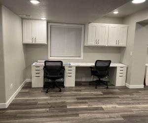 basement remodeling, parker co