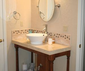 Custom Sink Area